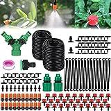 Amzeeniu 149 Pcs Micro Irrigation Goutte à Goutte Kit Arrosage...