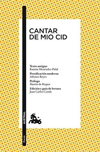 Cantar de Mio Cid...