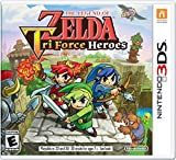 The Legend of Zelda: TriForce Heroes - 3DS (Video Game)