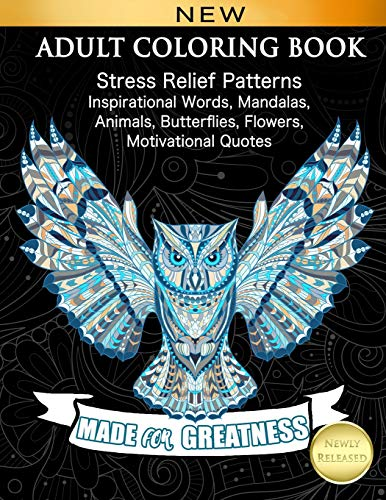 61TNra29aCL - The 7 Best Adult Coloring Books - A Creative Way to Unwind