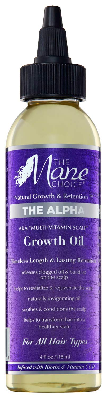 The Mane Choice Multi-Vitamin Scalp Nourishing Hair Growth Oil