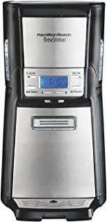 Hamilton Beach (48465) Coffee Maker with 12 Cup Capacity & Internal Storage Coffee..