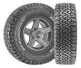 BFGoodrich All Terrain T/A KO2 Radial Car Tire for Light Trucks, SUVs, and Crossovers, 33x10.50R15 114C