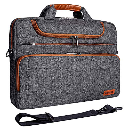 DOMISO 14 Inch Multi-Functional Laptop Sleeve
