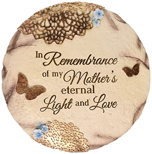 Pavilion Gift Company 19069 'Remembering Mother' Memorial Garden...
