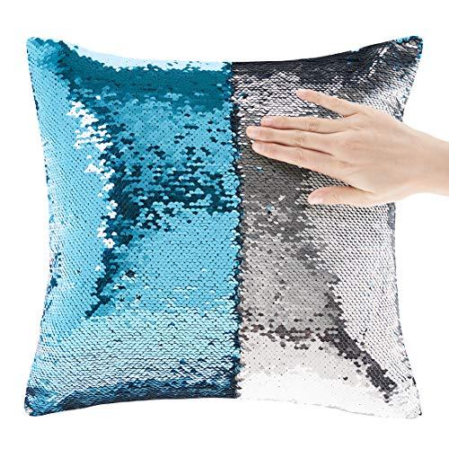 Urban habitat reversibile sirena paillettes cuscino, federa per divano Home Decor DIY leave Message...