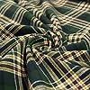 Stoffe Werning Flanella Cotone a Quadretti Blu Verde Giallo Tessuto di Cotone a Quadretti Tessuto alla Moda – Prezzo valido per 0,5 Metri. #3