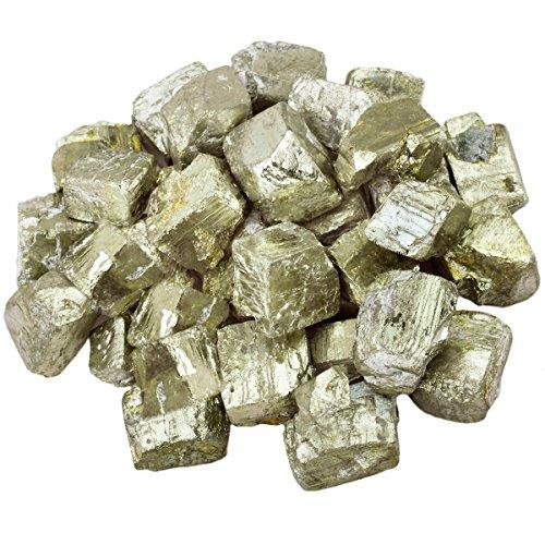 Rockcloud 1 lb Natural Crystals Raw Rough Stones for...