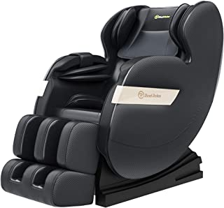 Real Relax 2020 Massage Chair, Full Body Zero Gravity Shiatsu Recliner with Bluetooth and..