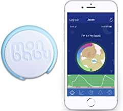 MonBaby Baby Breathing Monitor: HSA/FSA Approved. Track Your Baby's Breathing and..
