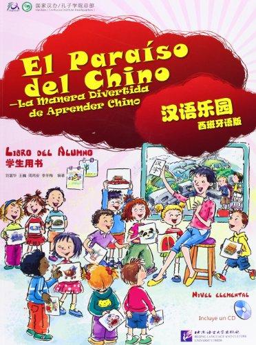 EL PARAISO DEL CHINO LIBRO DEL ALUMNO +CD ELEMENTAL