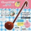 "Otamatone [Sweets Series] ""Choco"" [Japanese Edition] Japanese Electronic Musical Instrument Synthesizer by Cube / Maywa Denki from Japan, Chocolate Brown #3"