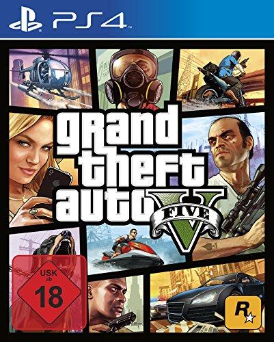 Grand Theft Auto V - Standard Edition [PlayStation 4]