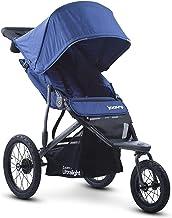 Joovy Zoom 360 Ultralight Jogging Stroller, Large Canopy, Lightweight Jogger, Extra Large..