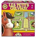 Educa - 14568 - Jeu de Dés - Les Petits Chevaux