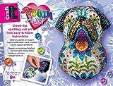 Sequin Art 3D SUGAR PUG Sparkling Arts and Crafts Kit