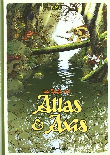 La saga de Atlas y Axis 1