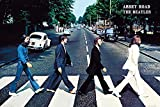 GB Eye Poster Beatles Abbey Road, Papier Glacé 150g, Multicolore, 61x91,5cm