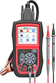 Autel AL539B OBD2 Scanner Code Reader Battery Tester Avometer for 12 Volts Batteries,..