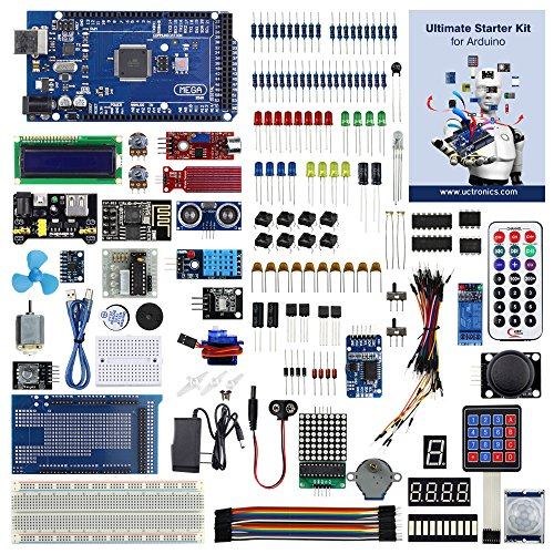 61Wxf Hw19L - 7 Best Arduino Starter Kits for DIY Electronics and Programming