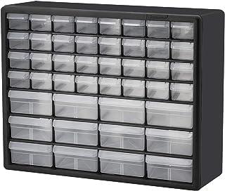 Akro-Mils 44 Drawer 10144, Plastic Parts Storage Hardware and Craft Cabinet, (20-Inch W x..
