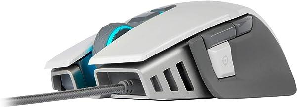 Corsair M65 Elite RGB Optical FPS Gaming Mouse (18000 DPI Optical Sensor, Adjustable..