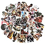 Stickers For Furniture Wall Desk DIY Car Trunk Computer TV Guitar Motorcycle Etc 39Pcs/Pack