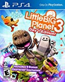 Little Big Planet 3 Launch Edition - PlayStation 4 (Video Game)