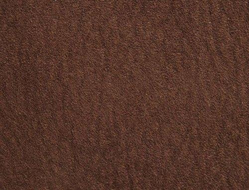 BOBKONA PDEX-F7615 Sectional w/Ottoman, Chocolate