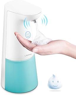 LAOPAO Soap Dispenser, Automatic Foaming Soap Dispenser Hand Free Countertop Soap..