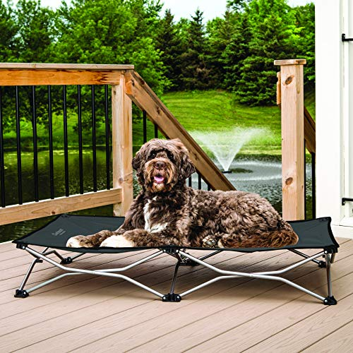 Carlson Pet Products 8025 Elevated Folding Pet Bed...
