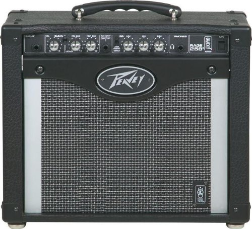 Peavey Rage 258 Guitar Amplifier Black