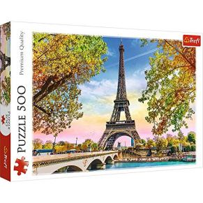 'Puzzles–1000–Romantic Paris