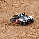 FUNTECH RC Car High Speed Remote Control Car 1/18 Scale 2.4 Ghz Radio Fast 30+ MPH 4x4 Off Road...