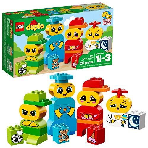 LEGO DUPLO My First Emotions 10861 Building Blocks (28 Piece)