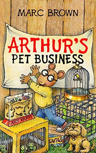 Arthur's Pet Business (Arthur Adventure Series) - Kindle edition ...