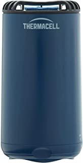 Thermacell Patio Shield Mosquito Repeller, Navy; Easy to Use, Highly Effective; Provides..