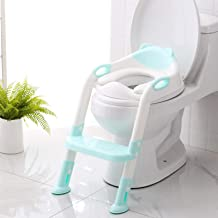 Potty Training Seat with Step Stool Ladder,SKYROKU Potty Training Toilet for Kids Boys..