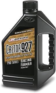 Maxima (23964 Castor 927 2-Stroke Premix Racing Oil – 64 oz.