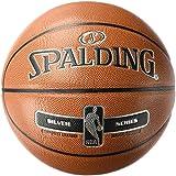 Spalding NBA Silver In/out 76-018Z Balón de Baloncesto, Unisex, Naranja, 7