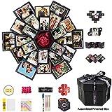 Creative Explosion Box 6 Faces Explosion Gift Box, Love Memory DIY...