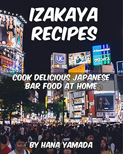 Izakaya recipes (inglês)