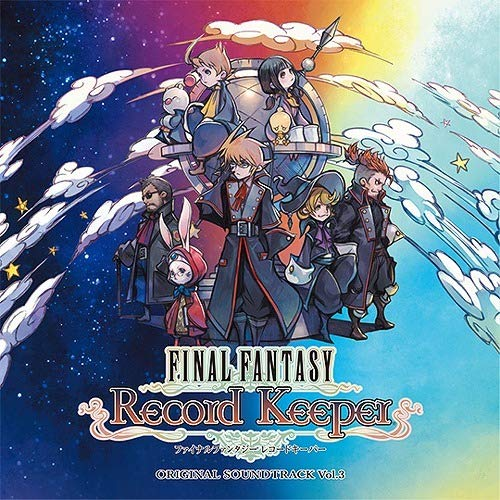 Final Fantasy Record Keeper Soundtrack 3 / O.S.T.
