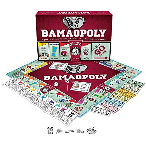 University of Alabama Bamaopoly (Toy)