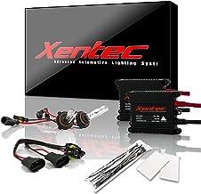 Xentec 9006 (HB4) 6000K HID xenon bulb x 1 pair bundle with 2 x 35W Digital Slim Ballast..