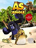 Les As de la jungle - Livre autocollants