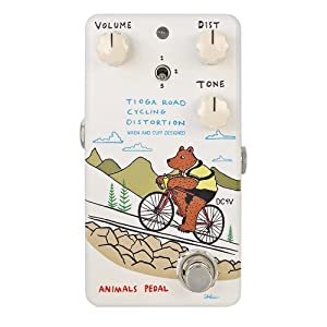 Animals Pedal Tioga Road Cycling Distortion