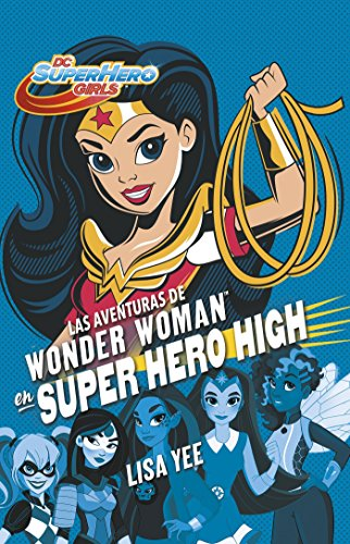 SPA-AVENTURAS DE WONDER WOMAN (DC Super Hero Girls)