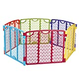 Versatile Play Space, Indoor & Outdoor Play Space, Portable, 18.5...