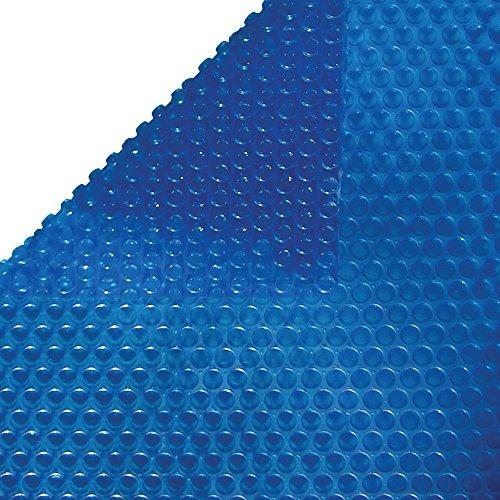 Harris 12 ft x 24 ft Rectangle Solar Cover - Blue - 12 Mil
